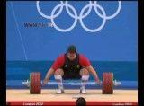 حادثه برای وزنه بردار آلمانی در المپیک