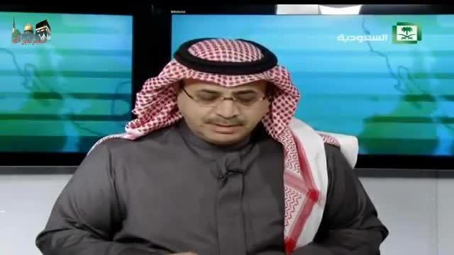 اعلام رسمی مرگ ملک عبدالله در تلویزیون عربستان