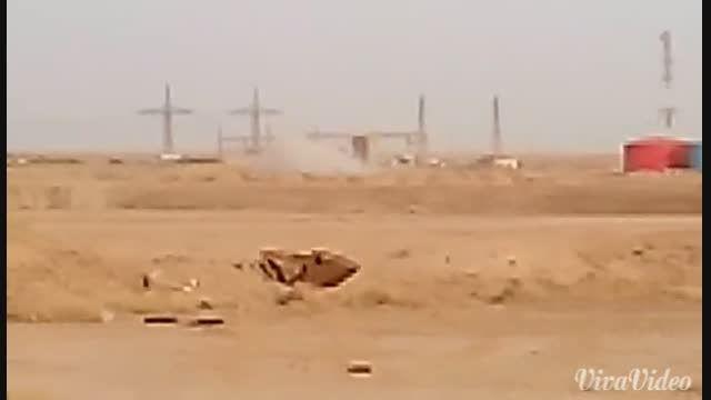 حمله خمپاره ای داعش