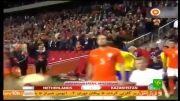 شروع ناامیدکننده هلند در مقدماتی اروپا/فوتبال۱۲۰-۲۵ مهر