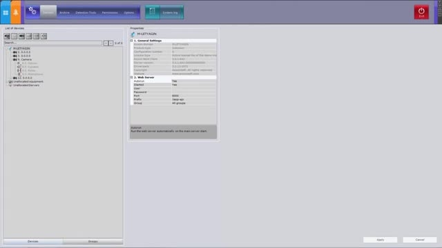 تنظیمات رله در نرم افزار اکسون - Configuring a Relay