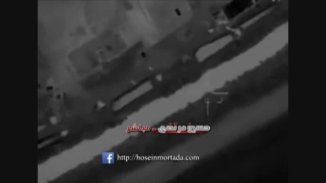 پهپاد بمب افکن کرار در سوریه