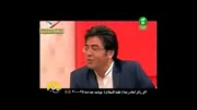 شعر عاشقانه فرزاد حسنی برای آزاده نامداری در برنامه زنده