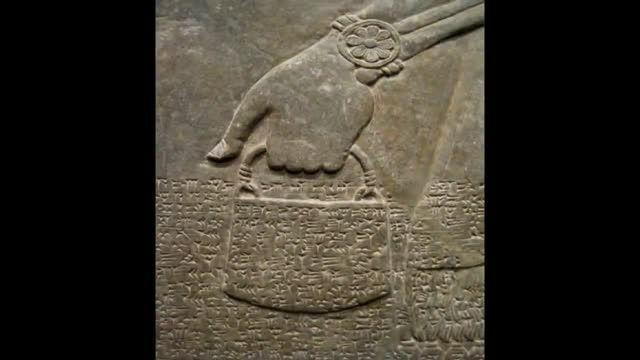"""""""کیف زنانه"""" باستانی متعلق به 2800 سال قبل$محمودتبار"""
