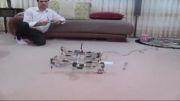 دانشمند رباتیک ایرانی- نبینی ضرر کردی