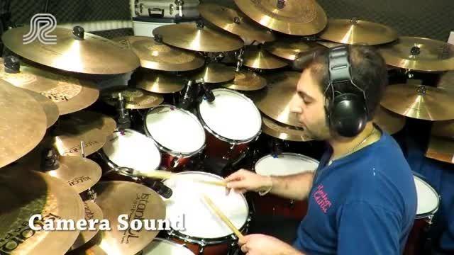 نمونه صدای ضبط و میکس درامز رامتین - 2
