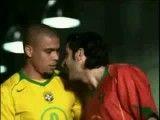 پیش بازی برزیل و پرتغال در جام جهانی