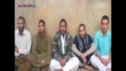 اولین تصاویرانتشاریافته ازسربازان ایرانی ربوده شده !!!!!!!