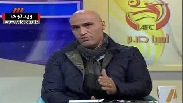صحبتهای منصوریان درباره عمکرد ایران در جام ملتهای آسیا2