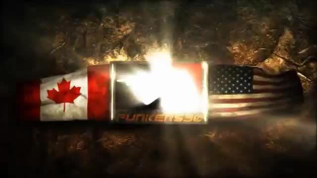 شلیک موشک های تاو ازروی خودرو های نظامی امریکا