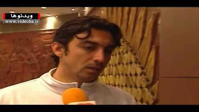 مصاحبه جنجالی رحمتی علیه قلعه نویی