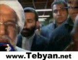 کروبی بعد از مناظره با احمدی نژاد!
