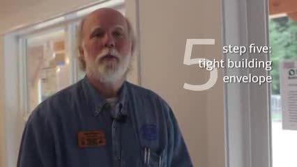 ۱۲ قدم ضروری برای داشتن ساختمان انرژی صفر