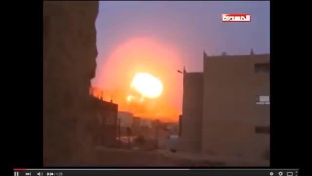 استفاده عربستان از بمب نوترونی علیه یمن