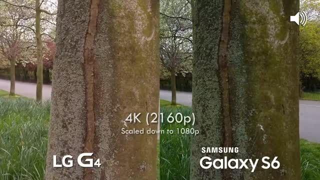 مقایسه کیفیت دوربین S6 و G4 (کدام برنده اند؟)