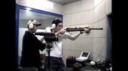 فک کردن تفنگ ساچمه زنیه((((((((: