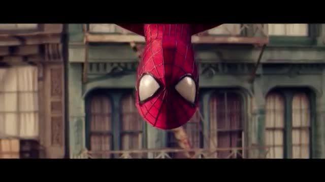 تیزر تبلیغاتی مرد عنکبوتی شگفت انگیز 2