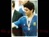اسطوره ی فوتبال مارادونا