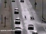 تصادف دلخراش ماشین با بچه