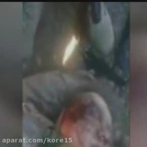 مخالفان سوری تصاویری را از خلبان کشته شده روسی پخش کردن