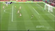 خلاصه بازی استوک سیتی 3-2 آرسنال