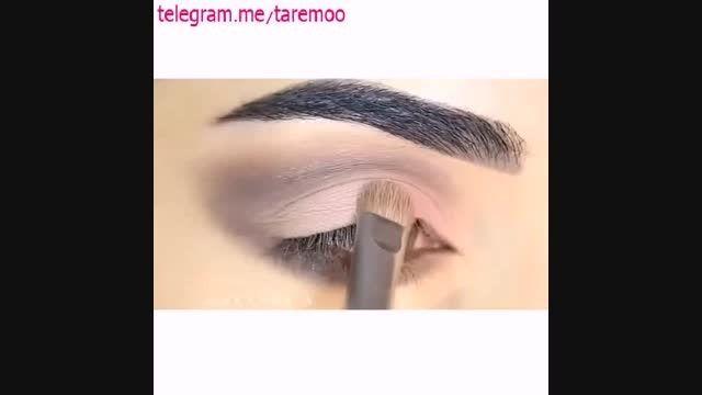 ارایش چشم بسیار زیبا در تارمو