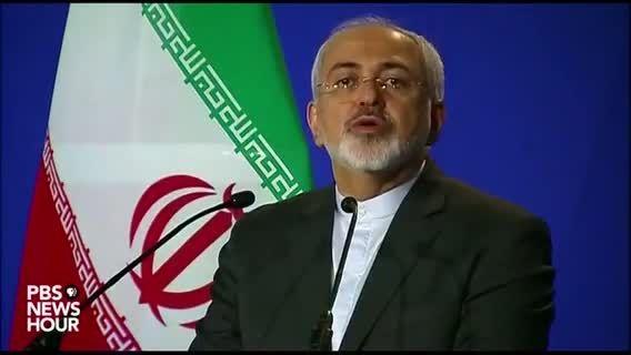 نشست خبری محمدجواد ظریف