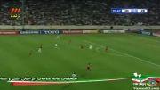 گلباران لبنان در ورزشگاه آزادی/ایران 4-0 لبنان