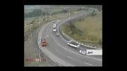 نقص فنی ترمز کامیون حادثه آفرید