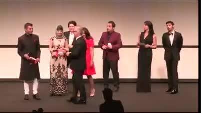 """جایزه """"نوعی نگاه"""" جشنواره کن برای فیلم ناهید"""