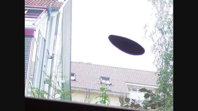 تصاویر واقعی از اشیاء ناشناخته آسمانی UFO