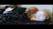 دست بوسی نوامیس مردم توسط یکی از بزرگان صوفیه گنابادی مردانی