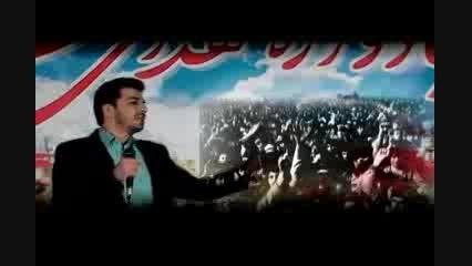 شعرخوانی علی ناظمی «طلوع دوباره اسلام»