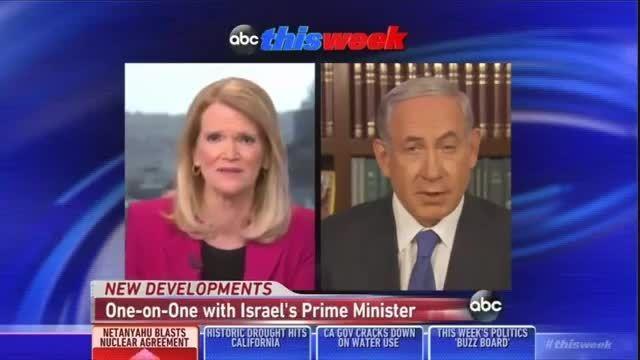 خشم نتانیاهو از توافق هسته ای لوزان