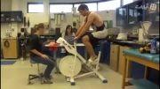 وینگیت ( دوچرخه ثابت )