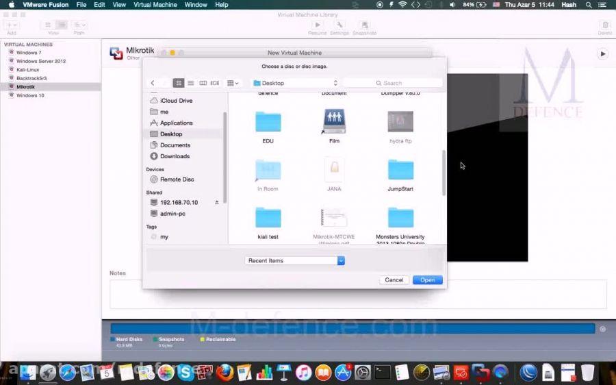 آموزش نصب کالی لینوکس روی Vm virtualbox 2015