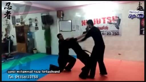 آموزش تکنیک های پایان دادن به درگیری سنسی ترکاشوند