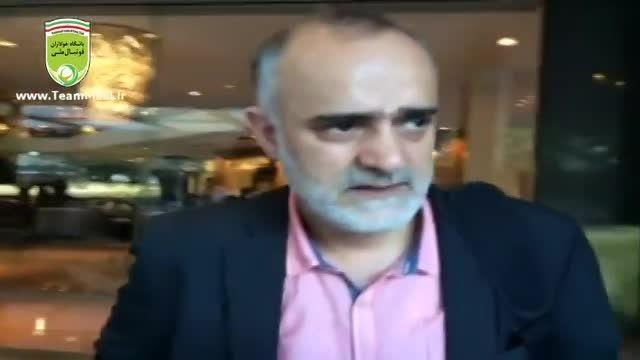 اختصاصی: نظر نبی بعد از اعلام رای کمیته انضباطی