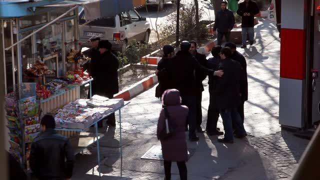 مستندهای شهروندی- سد معبر