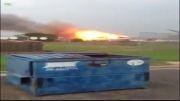 انفجار در تگزاس