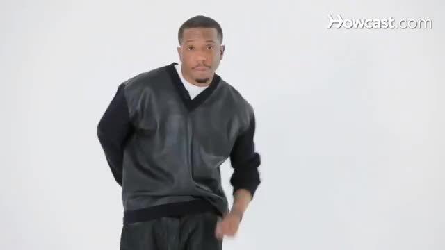 آموزش رقص|رقص هیپ هاپ