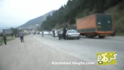 بی سابقه ترین ترافیک جاده شمال
