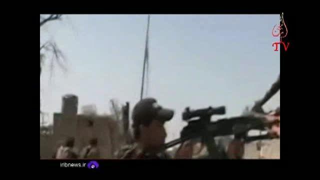 اخرین اخبار از استان الانبار عراق هلاکت53تروریست داعش