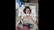 آیلا متولی 4 ساله، دختربچه نابغه ایرانی