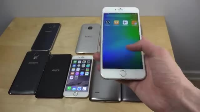 ده گوشی برتر 2015 ، موبایل تمامی برند ها سامسونگ ، LG