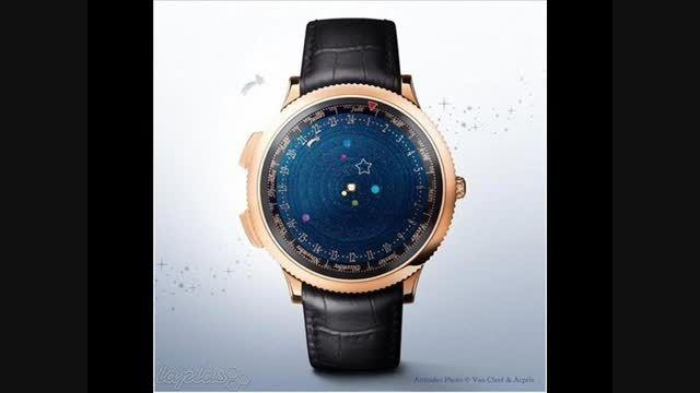 خلاقانه ترین و زیباترین ساعت های دنیا