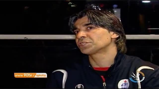 شمسایی در آستانه سرمربیگری تیم ملی فوتسال