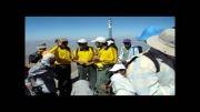 صعود کشوری به قله دالانکوه (داراب شاه )
