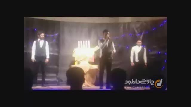 سوءاستفاده از اعتبار محسن چاووشی؟!