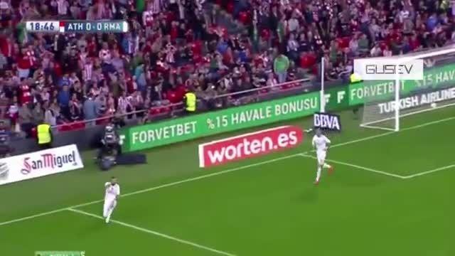 رئال مادری 2 - 1 اتلتیک بیلبائو / خلاصه بازی